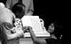 """Спектакль: <b><i>Дворянское гнездо</i></b><br /><span class=""""normal"""">Гедеоновский— Владимир Тимофеев<br />Беленицына— Алёна Хованская<br />Беленицын— Дмитрий Пресман<br /><i></i><br /><span class=""""small"""">© Екатерина Цветкова</span></span>"""