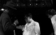 "<div class=""normal"">Конферансье &mdash; Артём Волобуев<br />Отец &mdash; Евгений Сытый<br />Жан &mdash; Виктор Хориняк</div><div class=""small it normal"">Фото: Екатерина Цветкова</div>"