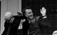 "<div class=""normal"">Тело мужское — Леонид Тимцуник<br />Джордж Пигден — Артём Волобуев</div><div class=""small it normal"">Фото: Екатерина Цветкова</div>"