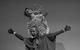 "<div class=""normal"">Бродяга Эрнст &mdash; Алексей Варущенко<br />Абилин и Люси &mdash; Надежда Жарычева</div><div class=""small it normal"">Фото: Екатерина Цветкова</div>"