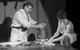 "<div class=""normal"">Яков Шейнфельд &mdash; Владимир Топцов<br />Зейде Рабинович &mdash; Николай Орловский</div><div class=""small it normal"">Фото: Василь Ярошевич</div>"