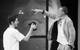 "<div class=""normal"">Константин Гаврилович Треплев &mdash; Кузьма Котрелёв<br />Борис Алексеевич Тригорин &mdash; Игорь Верник</div><div class=""small it normal"">Фото: Александр Иванишин</div>"