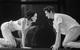 "<div class=""normal"">Нина Михайловна Заречная &mdash; Паулина Андреева<br />Константин Гаврилович Треплев &mdash; Кузьма Котрелёв</div><div class=""small it normal"">Фото: Александр Иванишин</div>"