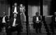 "<div class=""normal"">Третий друг &mdash; Юрий Кравец<br />Савёлов &mdash; Станислав Дужников<br />Михаил &mdash; Эдуард Чекмазов<br />Четвёртый друг &mdash; Валерий Трошин<br />Игорь &mdash; Игорь Золотовицкий<br />Ветрова &mdash; Наталья Рогожкина</div><div class=""small it normal"">Фото: Екатерина Цветкова</div>"
