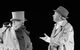 "<div class=""normal"">Афанасий Иванович Большинцов &mdash; Александр Семчев<br />Игнатий Ильич Шпигельский &mdash; Павел Ворожцов</div><div class=""small it normal"">Фото: Александр Иванишин</div>"