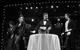 "<div class=""normal"">Подруга Сваны &mdash; Ульяна Глушкова<br />Свана &mdash; Наталья Рогожкина<br />Управляющий отеля &mdash; Алексей Агапов<br />Леон &mdash; Дмитрий  Сумин </div><div class=""small it normal"">Фото: Екатерина Цветкова</div>"